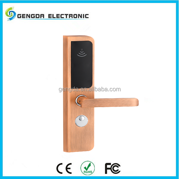 Cheap and Elegant Home Auto Gate Remote Control lock for 5 star hotel