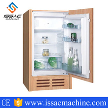 Built-in Single Door Double Temperature Cold Storage Freezing Refrigerator With Mechanical Temperature Control