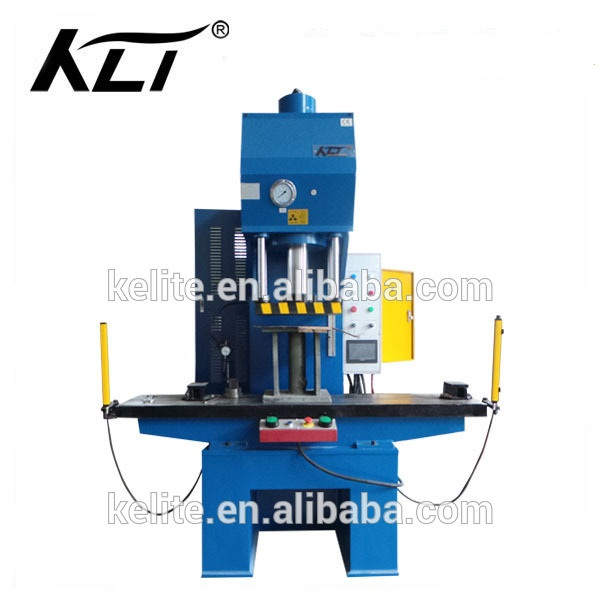 YW41 hydraulic stretcher press machine portable track press for sale doors and windows tablet press machine
