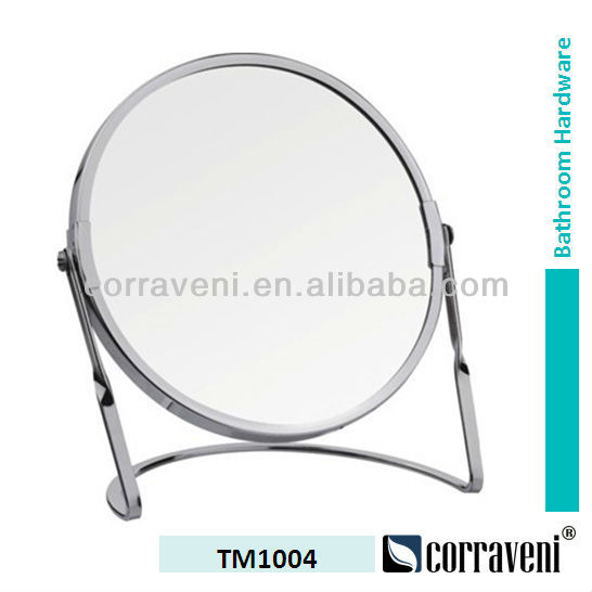 The whole network lowest wholesale two sides mirror/stand mirror/make up mirror