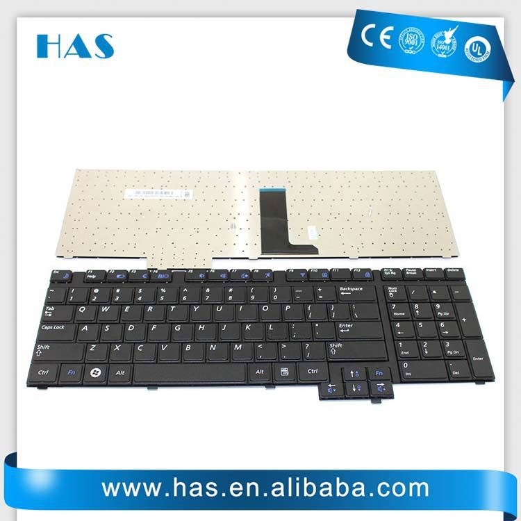 Original Laptop keyboard for SAMSUNG R720 R730 Arabic black