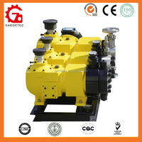 Hydraulic Diaphragm High Precision Chemistry Alkali Dosing Pump