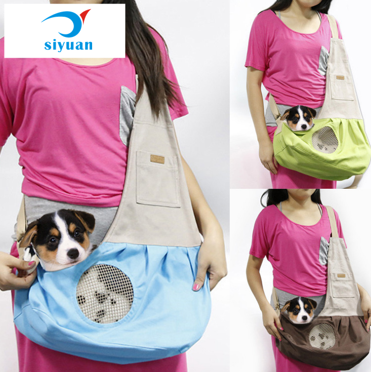 Hot sale export pet products pet travel bag dog and cat bag pet carrier wholesale