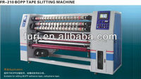 BOPP adhesive tape, glue tape slitting machine for carton sealing, bopp tape slitter rewinder
