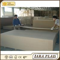 Professional fire rated mdf board guangdong with low price
