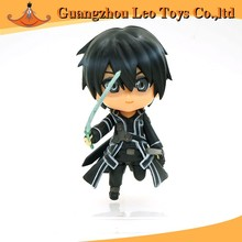 Cartoon Hot Toys Sword Anime PVC Plastic Miniature Human Figure
