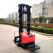 Battery Operated Pallet Truck 2500Kg Semi Electric Pallet Jack