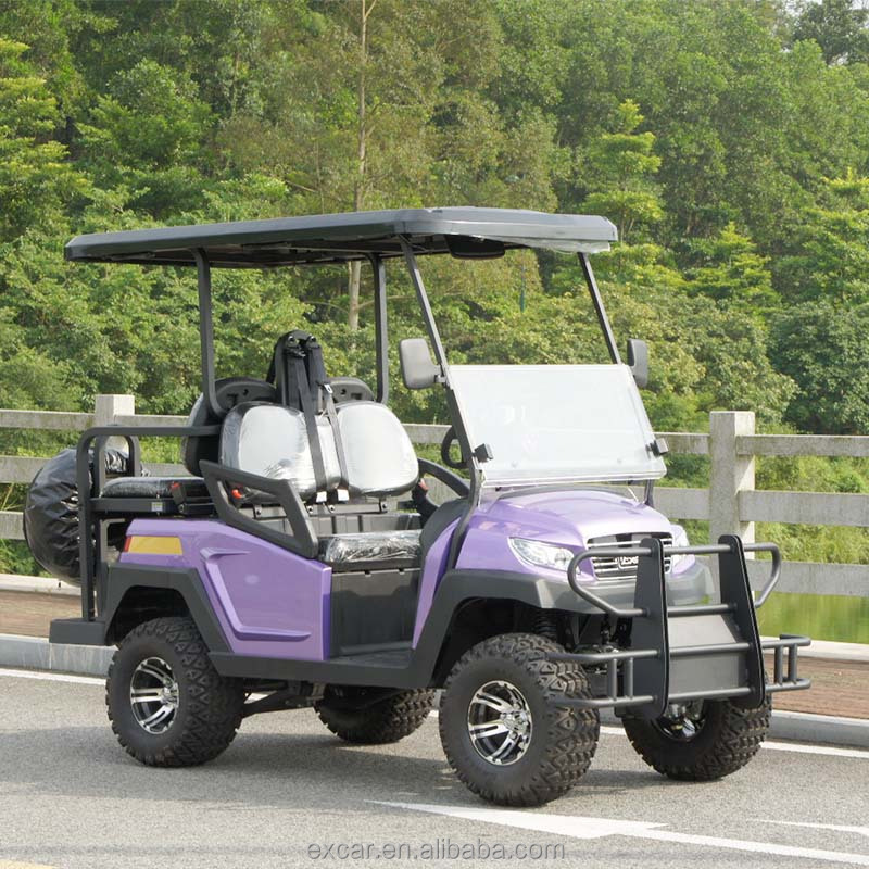 4 seater electric cheap golf cart for sale
