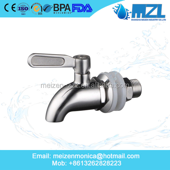2016 new style fashionable factory price stainless steel tap