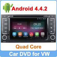 Ownice C200 Quad Core Pure Android 4.4.2 navigation system for volkswagen touareg HD 1024*600 support OBD