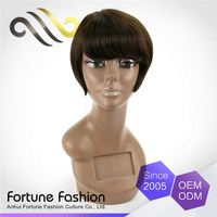 Delicate Natural And Pretty Braided Lace Full Density 100% Stores Sell Wigs