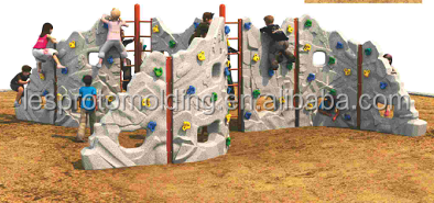 Children indoor playground Educational toys equipment,rock climbing play,