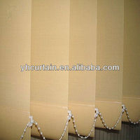 indoor vertical blinds /curtain for decoration