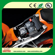 250cc automatic motorcycle battery for sale gel 12v 5Ah mini moto battery