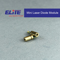 Customized mini brass red dot 650nm 3mw industrial laser diode module