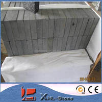 China Zhangpu black cheap patio paver stones for sale with good quality