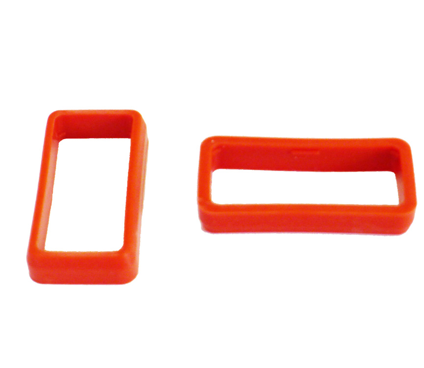 Rubber Seal Spare Parts High Quality Customized Square Rubber Grommet