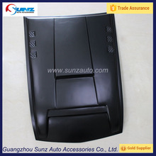 Mitsubishi Pajero Sport 2015 Bonnet Scoop Matte Black Fit L200 Triton 2015 Hoop Scoop Cover