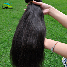 100% Pure Virgin Indian Remy Human Hair Weaving No Tangle No Shedding Indian Hair