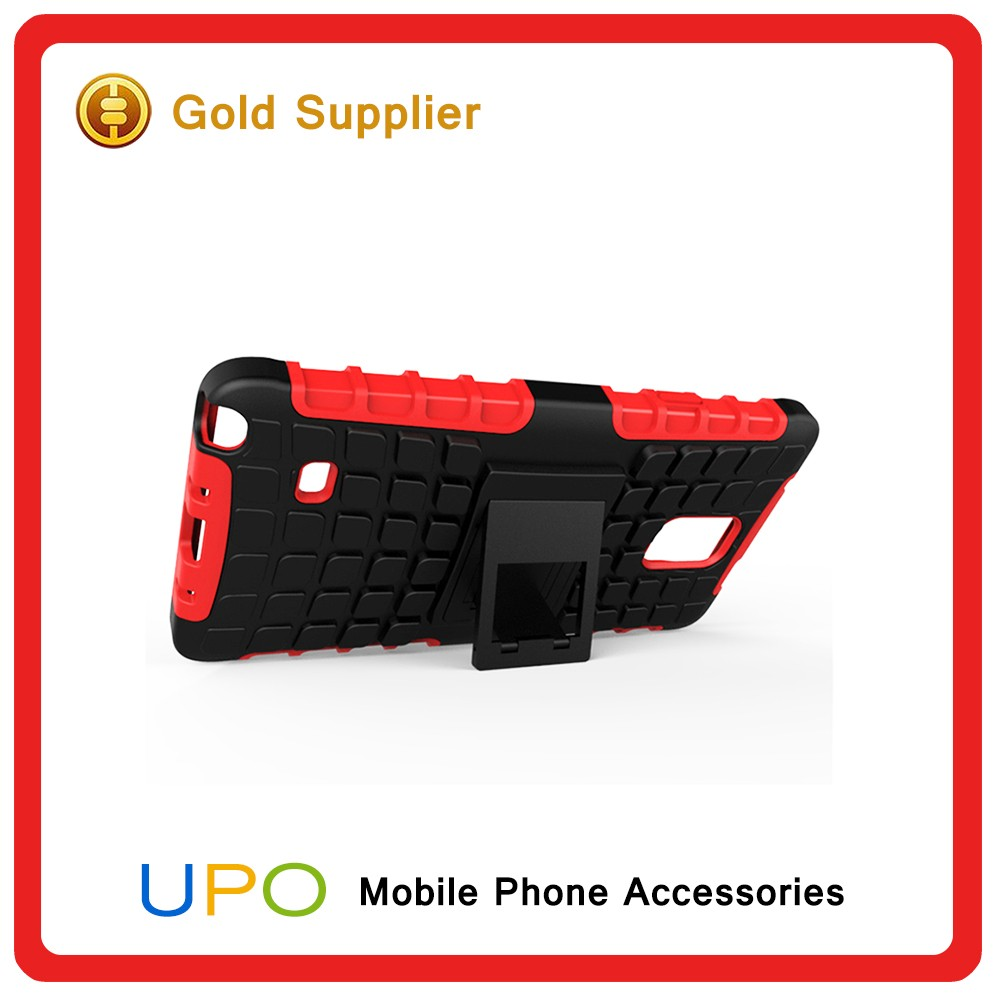 [UPO] New Design 3 in 1 Tough Rugged Hybrid Armor Combo Shockproof Protective Phone cases for Samsung Note 4