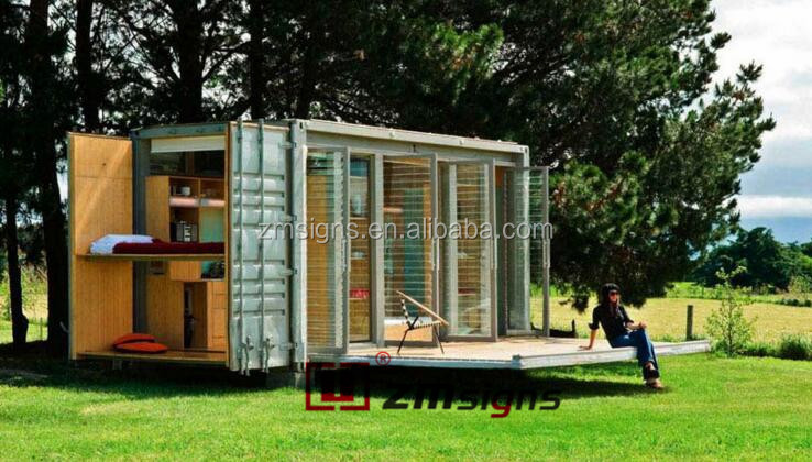 ZM-JH029 20 feet movable container prefabricated house