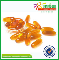 contract manufacturing soybean lecithin softgel capsule 1000mg