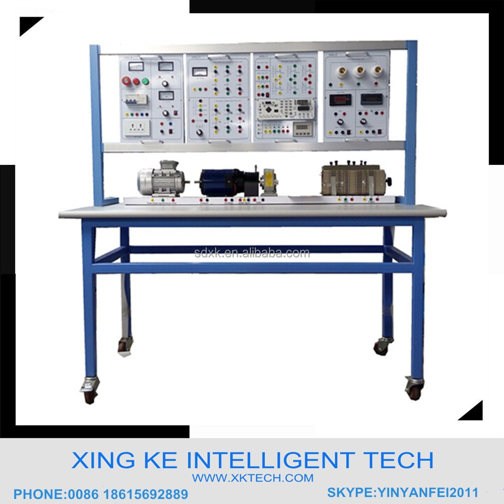 Power Electronics And Drive Technology Training Workbench Didactic Equipment Electrical Machine Experiment Unit Lab Supplies