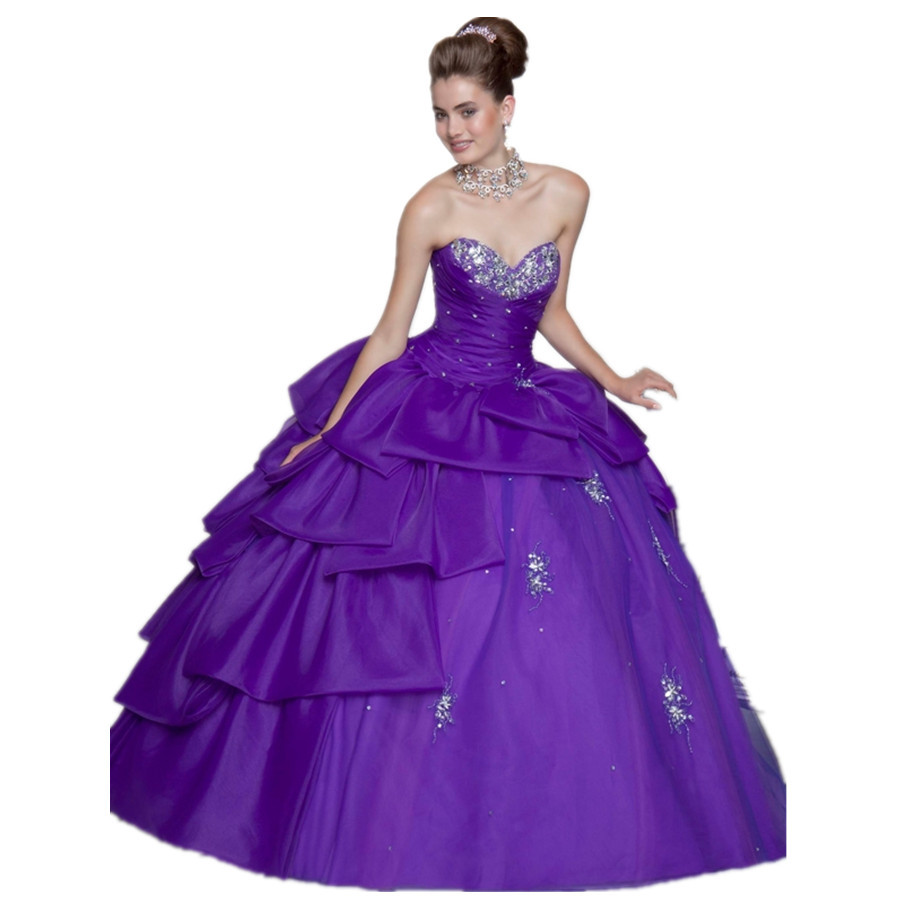 Cheap Royal Purple Gown, find Royal Purple Gown deals on line at ...