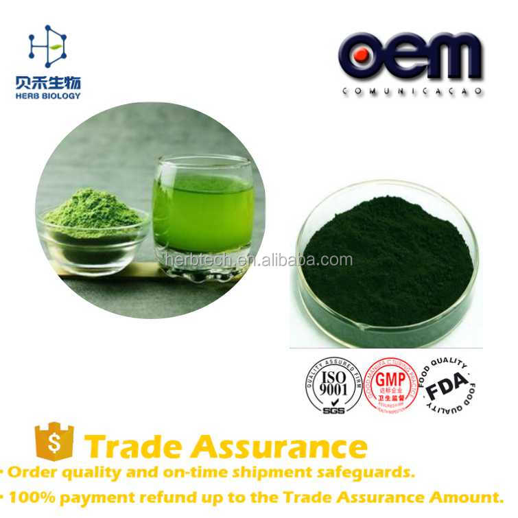 Hot Sale Pure And Natural Sodium Ferrous Chlorophyllin,Anemia Pharmaceutical