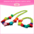 Fashion new simple necklace designs charms for bracelet making big fashion jewelry set