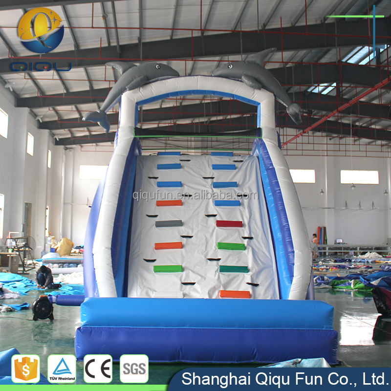colorful inflatable slide giant spongebob inflatable water slide