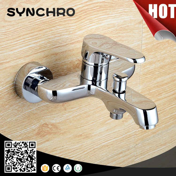 Comtemporary brass bath shower mixers spa faucet