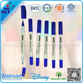 2015 EX-factory price high quality china manufactuer double head marker pen for cd