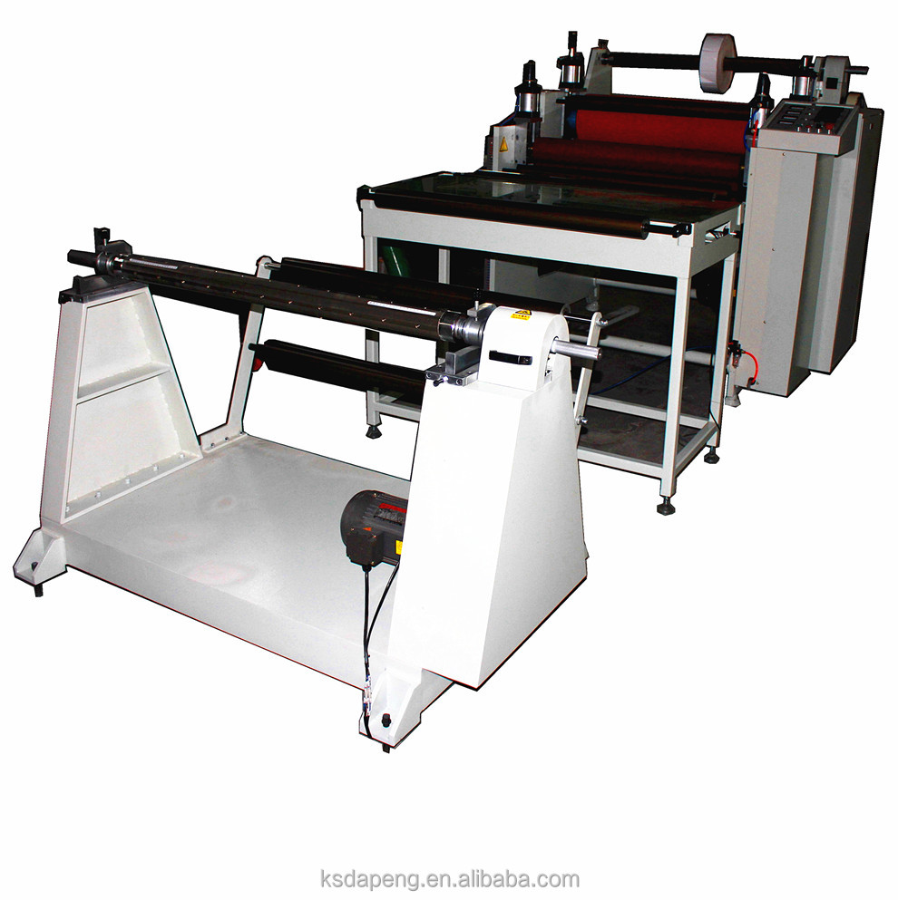 hotmelt film paper copper foil hot roll laminating machine