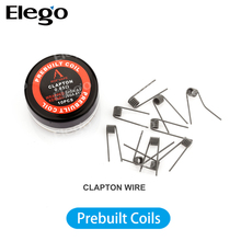 Rofvape Ecig Resistance Wire Prebuilt Coil Clapton Wire / Alien Wire / Twisted Wire