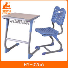 L.Doctor Brand China supplier high quality old school desk kids furniture