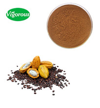 Pure natural for cosmetics seed 10:1 Theobroma Cacao Extract