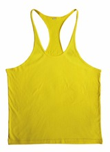 ATKC010 Custom Brand Logo Fitness Tank Top Stringer Tank Top For Fitness Club