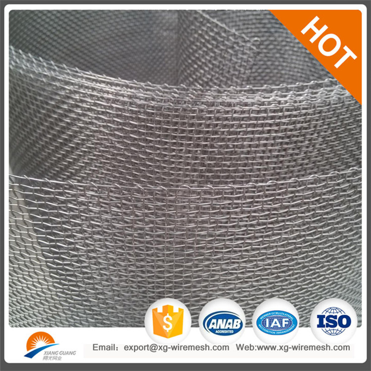 Xiangguang Factory 60 mesh ss430 magnetic stainless steel woven mesh