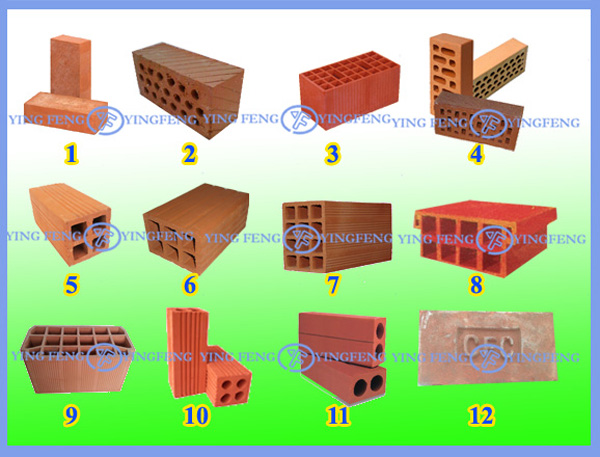 Best red clay brick machine JZK50 Hollow Block Making Machine