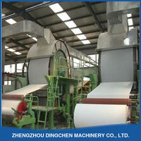 Durable and High quality facial tissue paper machines