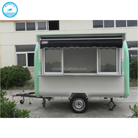 Commercial mobile food truck for sale australia food truck trailer