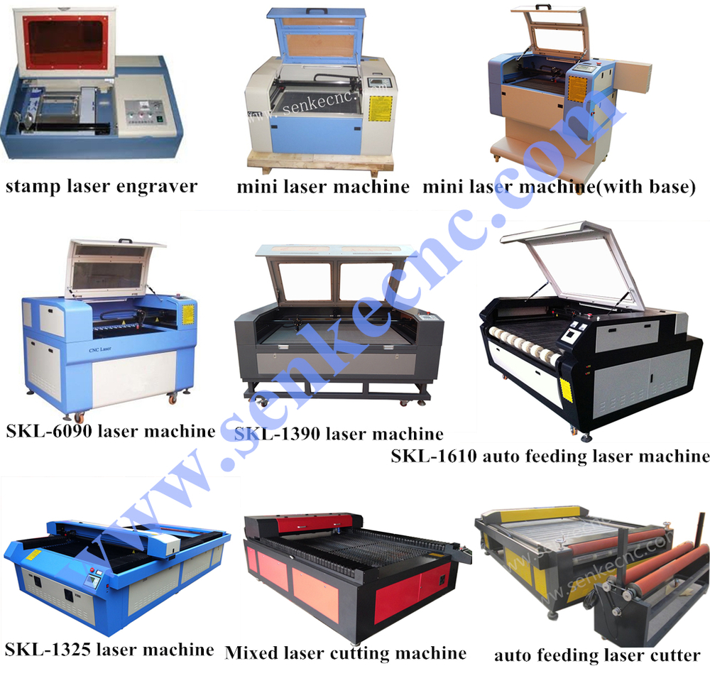 machine laser with RECI tube/craft,rubber,leather,glass cheap big size laser engraving cutting machine