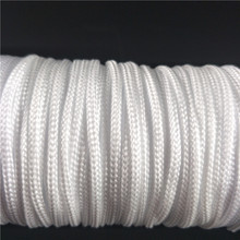 Round Braid Polypropylene Rope PP Paper Bag Handle Rope Made In China for sale