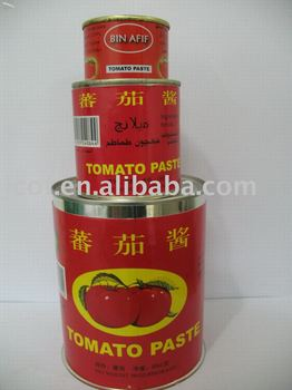 canned food-canned tomato paste(727)