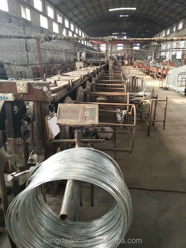 Cheap 0.6-4.0mm Zinc coated electro galvanized iron wire