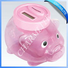 Kids Plastic Piggy Bank
