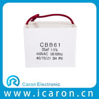 CE approved ceiling fan wiring diagram capacitor cbb61 with wires