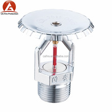 quick response fast response 3mm glass bulb fire sprinkler