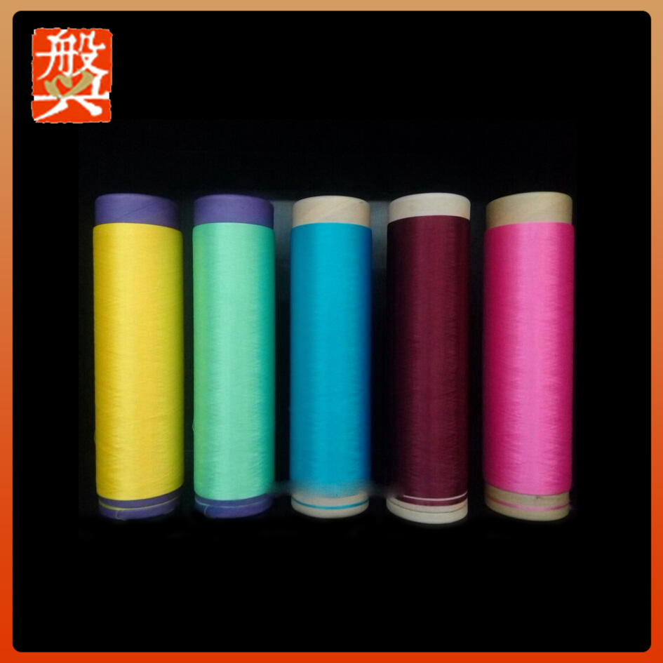 Great Polyester Thread Polester Dty Rabbit Fur For Knitting Yarn